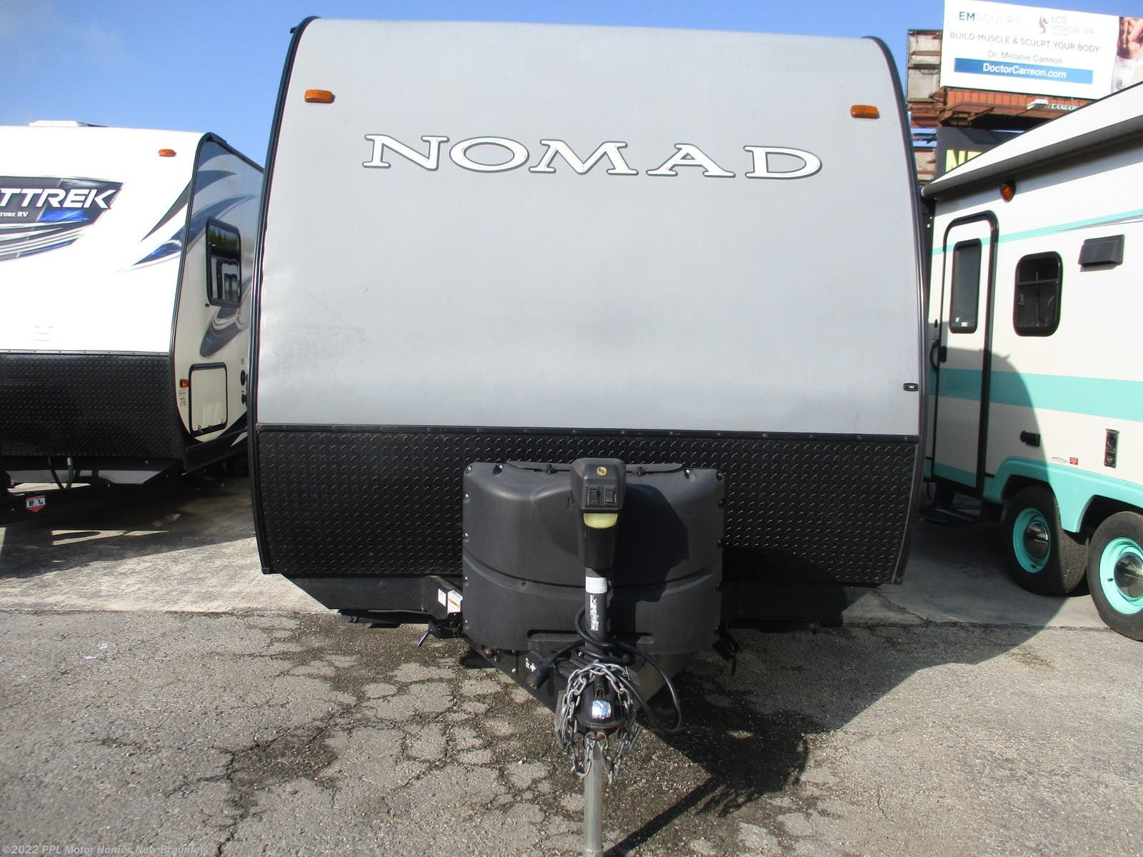 2016 Skyline RV Nomad 218RB for Sale in New Braunfels, TX 78130 | T197NB