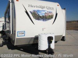 Used 2012  Forest River Wildwood Heritage Glen 292FK by Forest River from PPL Motor Homes in Cleburne, TX