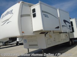 Used 2007 Nu-Wa  Hitchiker Champagne 339RSB available in Cleburne, Texas