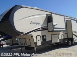 Used 2018 Forest River Sandpiper 378FB available in Cleburne, Texas