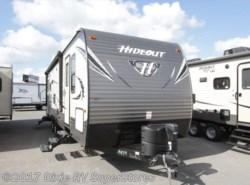 New 2017  Keystone Hideout 26RLS by Keystone from Dixie RV SuperStores in Breaux Bridge, LA
