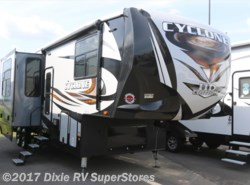 New 2018  Heartland RV Cyclone 3513 by Heartland RV from Dixie RV SuperStores in Breaux Bridge, LA