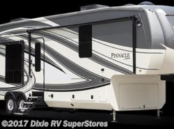 New 2017  Jayco Pinnacle 37MDQS by Jayco from Dixie RV SuperStores in Breaux Bridge, LA