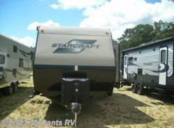 New 2016  Starcraft Starcraft 26BHS by Starcraft from McCants RV in Woodville, MS