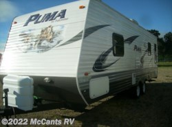 Used 2014  Palomino Puma 25-RS by Palomino from McCants RV in Woodville, MS