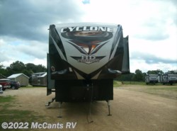 New 2018  Heartland RV Cyclone 4005 by Heartland RV from McCants RV in Woodville, MS