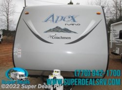 New 2016  Coachmen Apex