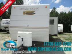Used 2007  SunnyBrook Sunset Creek  by SunnyBrook from Super Deals RV in Temple, GA