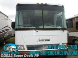 Used 2001  Holiday Rambler Admiral  by Holiday Rambler from Super Deals RV in Temple, GA