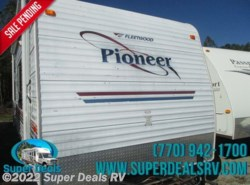Used 2005  Fleetwood Pioneer  by Fleetwood from Super Deals RV in Temple, GA