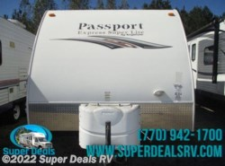 Used 2013  Keystone Passport Express Super Lite by Keystone from Super Deals RV in Temple, GA