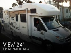 Used 2009 Winnebago View M-24P Dodge Sprinter Turbo Diesel available in Sarasota, Florida