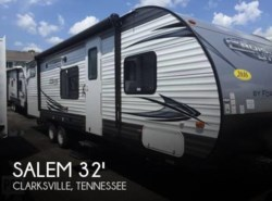 Used 2016  Forest River Salem 32 Cruise Lite