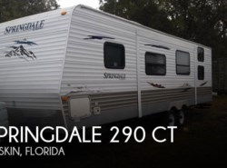 Used 2008  Keystone Springdale 290 CT by Keystone from POP RVs in Sarasota, FL