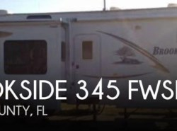 Used 2009  SunnyBrook Brookside 345 FWSE by SunnyBrook from POP RVs in Sarasota, FL