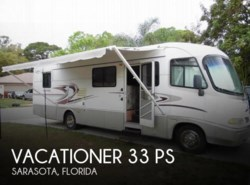 Used 1999  Holiday Rambler Vacationer 33 PS by Holiday Rambler from POP RVs in Sarasota, FL