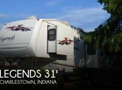 Used 2007  Pilgrim International Legends 31 RE 3SLF-5 by Pilgrim International from POP RVs in Sarasota, FL