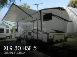 Used 2014  Forest River XLR 30 HSF 5 by Forest River from POP RVs in Sarasota, FL