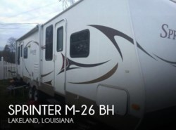 Used 2010  Keystone Sprinter M-26 BH