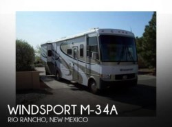 Used 2006  Thor Motor Coach Windsport M-34A by Thor Motor Coach from POP RVs in Rio Rancho, NM