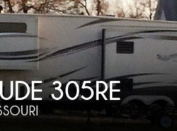 Used 2014 Grand Design Solitude 305RE available in Sarasota, Florida