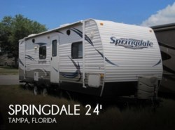 Used 2013  Keystone Springdale 246RBLSWE by Keystone from POP RVs in Tampa, FL