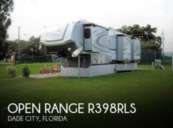 Used 2011  Open Range Open Range R398RLS by Open Range from POP RVs in Sarasota, FL