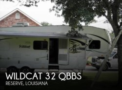 Used 2009  Forest River Wildcat 32 QBBS by Forest River from POP RVs in Reserve, LA