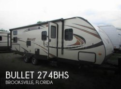 Used 2016 Keystone Bullet 274BHS available in Sarasota, Florida