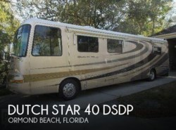 Used 2001  Newmar Dutch Star 40 DSDP by Newmar from POP RVs in Sarasota, FL
