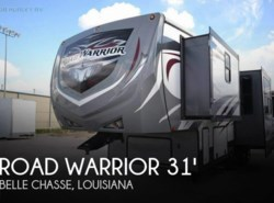 Used 2014  Heartland RV Road Warrior 310 Road Warrior by Heartland RV from POP RVs in Sarasota, FL