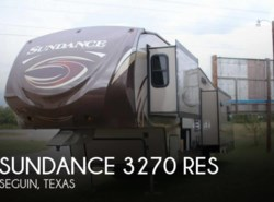 Used 2014  Heartland RV Sundance 3270 RES