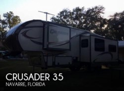 Used 2015  Forest River  Crusader 35 by Forest River from POP RVs in Sarasota, FL