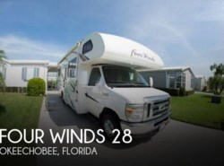 Used 2011  Thor Motor Coach Four Winds 28 by Thor Motor Coach from POP RVs in Sarasota, FL