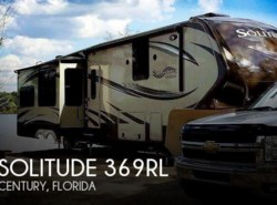 Used 2014  Grand Design Solitude 369RL by Grand Design from POP RVs in Sarasota, FL