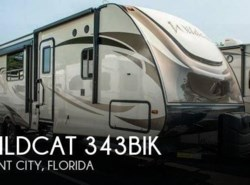 Used 2017  Forest River Wildcat 343BIK by Forest River from POP RVs in Sarasota, FL