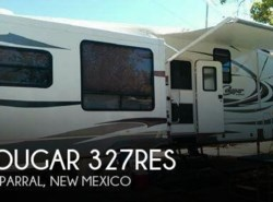 Used 2013  Keystone Cougar 327RES