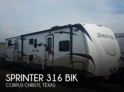 Used 2014  Keystone Sprinter 316 BIK
