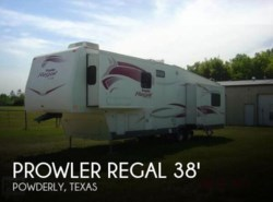 Used 2006  Fleetwood Prowler Regal AX6 - 365BSQS by Fleetwood from POP RVs in Sarasota, FL