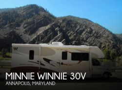 Used 2006  Winnebago Minnie Winnie 30V by Winnebago from POP RVs in Sarasota, FL