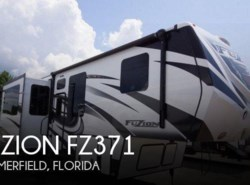 Used 2015  Keystone Fuzion FZ371 by Keystone from POP RVs in Sarasota, FL