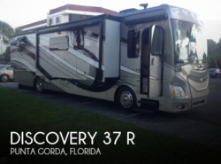 Used 2015  Fleetwood Discovery 37 R by Fleetwood from POP RVs in Sarasota, FL