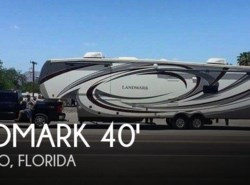 Used 2013 Heartland RV Landmark Key Largo 39 available in Sarasota, Florida