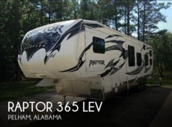 Used 2012  Keystone Raptor 365 LEV