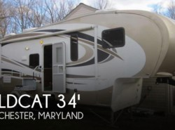 Used 2015  Forest River Wildcat 312QBX - Bunkhouse