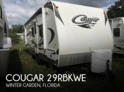 Used 2013  Keystone Cougar 29RBKWE by Keystone from POP RVs in Sarasota, FL