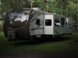 Used 2013  Keystone Outback 310TB by Keystone from POP RVs in Sarasota, FL