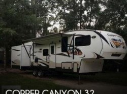 Used 2013  Keystone Copper Canyon 32