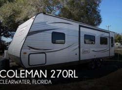 Used 2015  Dutchmen Coleman 270RL by Dutchmen from POP RVs in Sarasota, FL