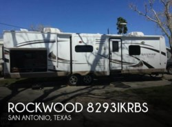 Used 2015  Forest River Rockwood 8293IKRBS by Forest River from POP RVs in Sarasota, FL